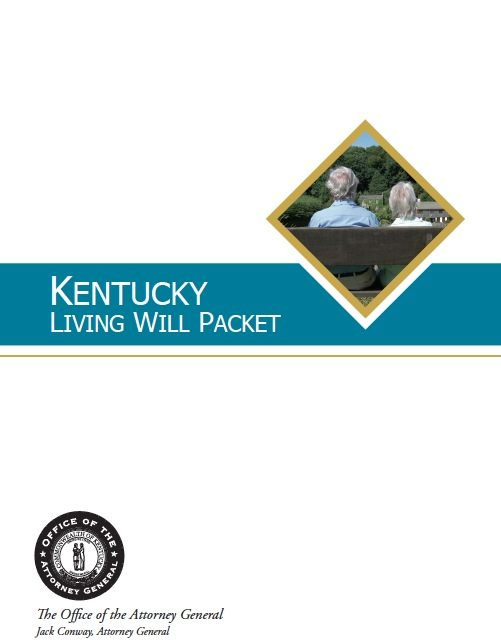 Kentucky Living Will and Medical POA